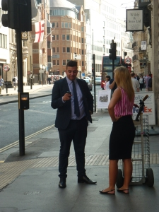 Barrister's Clerks - Loitering with Intent