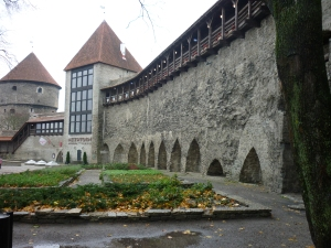 City Wall Tallin