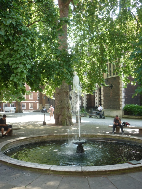 Fountain Court Middle Temple
